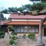 唐川の古民家