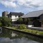 (日本語) 松江堀川の家