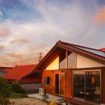 リフォーム・夕焼け空の家