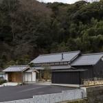 神名火山の古民家