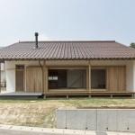(日本語) 縁側の家