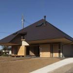 (日本語) 屋根の家